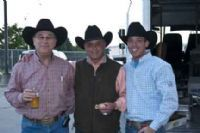 2012 NCHA Super Stakes<br>Cajun Party - Put on By Chris Thibodeaux